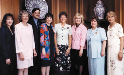 Local Nurses Honored at Awards Luncheon